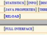 Reload en el admin de Solr